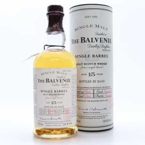 Balvenie 1977 Single Barrel 15 Year Old #278 / bottled at 17 Year Old