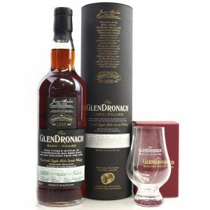 Glendronach 1992 Hand Filled 26 Year Old Cask #218 / with Glencairn Glass
