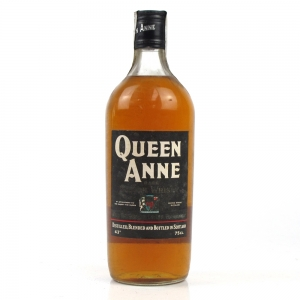 Queen Anne Blended Scotch 1970s
