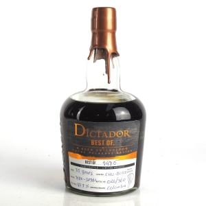 Dictador Best of 1980 Limited release 35 Year Old