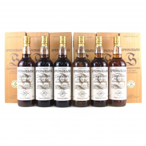 Springbank Millennium Collection 6 x 70cl