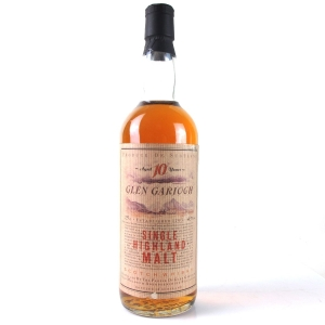 Glen Garioch 10 Year Old 1980s