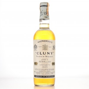Cluny Scotch Whisky circa 1960s