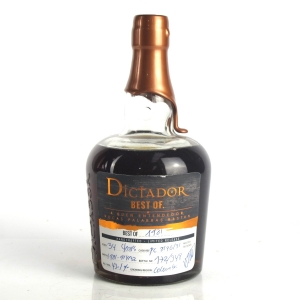 Dictador Best Of 1981 Limited Release 34 Year Old
