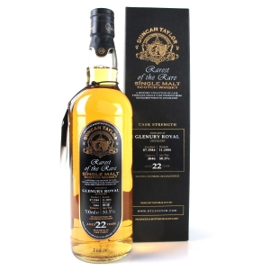 Glenury Royal 1984 Duncan Taylor 22 Year Old