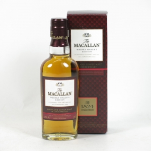 Macallan Whisky Maker's Edition 5cl Miniature Front