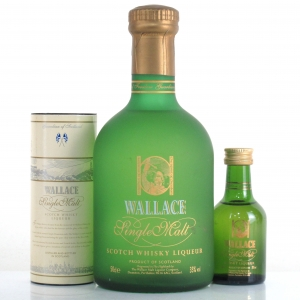 Wallace Liqueur 50cl and 5cl