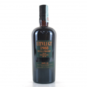 Uitvlugt 1988 Full Proof 17 Year Old Guyanan Rum
