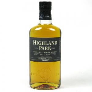 Highland Park Ambassador's Choice 10 Year Old