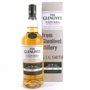 Glenlivet Nàdurra 16 Year Old Cask Strength Batch #0814D