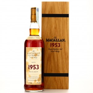 Macallan 1953 Fine and Rare 49 Year Old