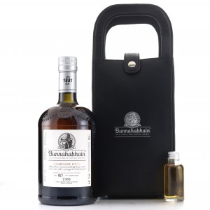 Bunnahabhain 1988 Champagne Finish / Feis Ile 2019 - with 3cl Sample