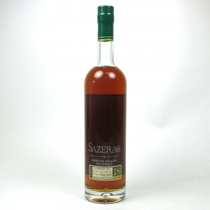 Sazerac 18 year old (fall 2011)