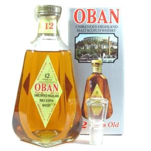 Oban 12 Year Old 1980s