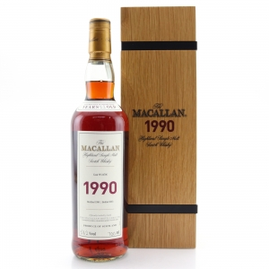 Macallan 1990 Fine and Rare 22 Year Old