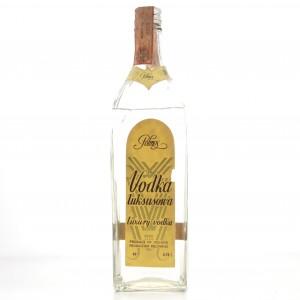 Polmos Vodka Luksuowa 1970s