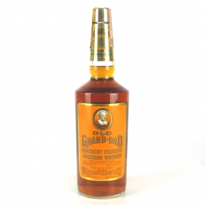 Old Grand-Dad Bourbon 1970s / Giovinetti Import