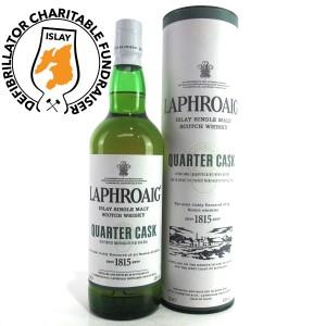 Laphroaig Quarter Cask - Islay Defibrillator Challenge