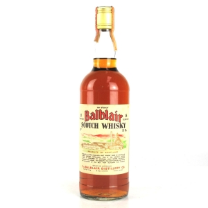 Balblair 15 Year Old 100 Proof 1980s