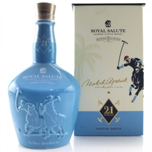 Chivas Royal Salute 21 Year Old Special Batch / Beach Polo Edition