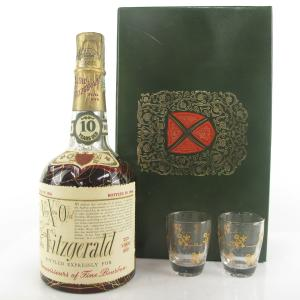 Very Extra Old Fitzgerald 1956 Bonded 10 Year Old / Stitzel-Weller