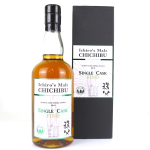 Chichibu 2010 Ichiro's Malt Single Cask #2626 / Modern Malt Whisky Market