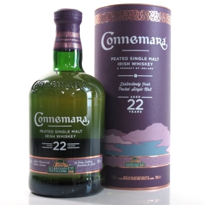 Connemara 22 Year Old Peated Single Malt Irish Whiskey