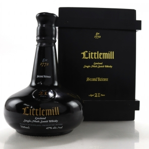 Littlemill 21 Year Old Decanter / 2nd Release