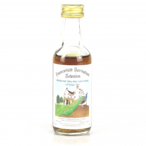 Springbank 1967 Prestonfield 20 Year Old Miniature 5cl
