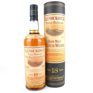 Glenmorangie 18 Year Old 75cl / US Import