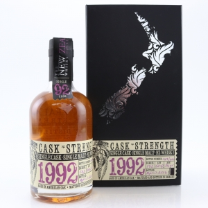 Willowbank 1992 New Zealand Whisky Collection Single Cask 24 Year Old 35cl