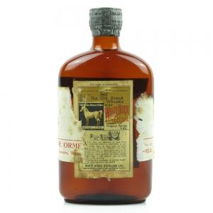 White Horse Half Bottle/ Bottled 1938