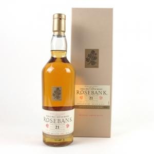 Rosebank 1992 21 Year Old 2014 Release