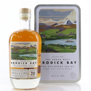 Arran 20 Year Old The Explorers Series Volume 1 / Brodick Bay