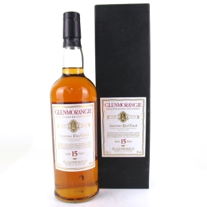 Glenmorangie 15 Year Old Sauternes Wood Finish 75cl