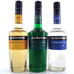 De Kuyper Liqueur Selection 3 x 70cl