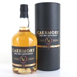 Tobermory 21 Year Old / Caermory