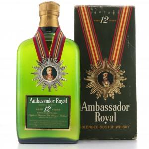 Ambassador Royal 12 Year Old 1980s