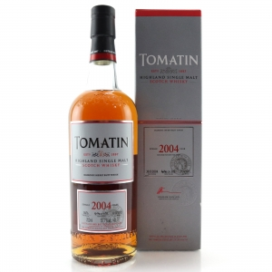 Tomatin 2004 Single Cask #33676 / Oloroso Finish
