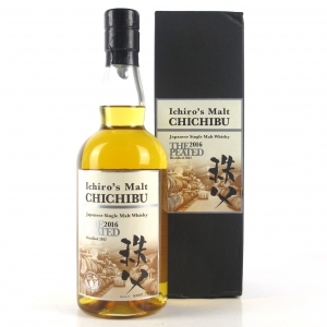 Chichibu 2012 Ichiro's Malt The Peated / 2016 Release