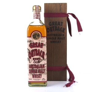 Great Outback Rare Old Australian Single Malt