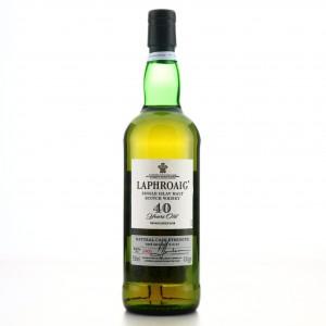 Laphroaig 40 Year Old 75cl / US Import
