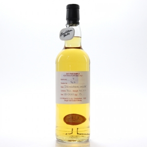 Springbank 2002 Duty Paid Sample 15 Year Old / Refill Bourbon Hogshead