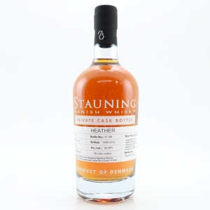 Stauning 2014 Heather Smoked Private Cask #285 50cl