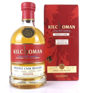 Kilchoman 2006 Private Cask Release 10 Year Old / Douglas Fox