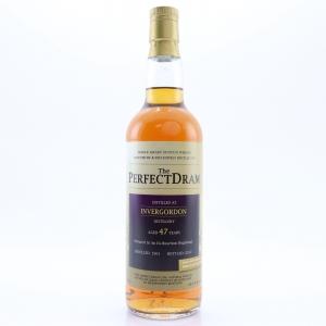 Invergordon 1965 Whisky Agency 47 Year Old / Perfect Dram