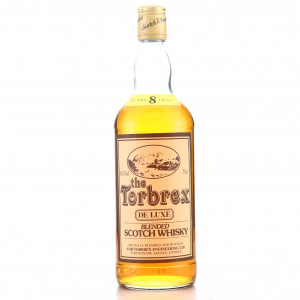 Torbex 8 Year Old De Luxe Scotch Whisky 1980s