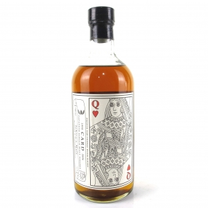 Hanyu 1990 Queen of Hearts Single Cask #9102