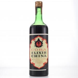 Cora Elixir China Circa 1960s