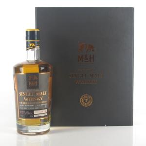 Milk & Honey Israel's First Single Malt Whisky : Bottle #086